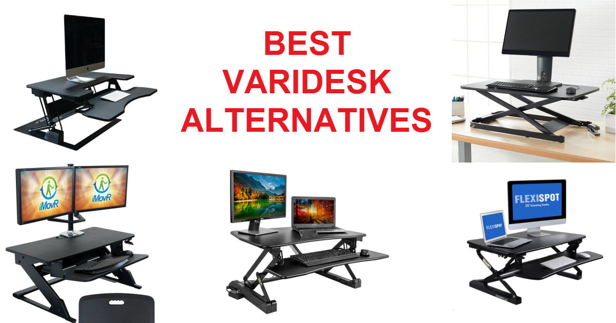 5 Best Varidesk Alternatives Amp Competitors 2019 10 Desks