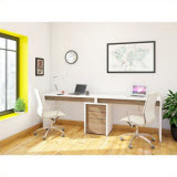 Nexera Liber-T 3 Piece Office Set