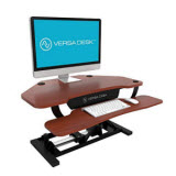 VersaDesk 36 in. Power Pro Electric Height Adjustable Corner Desk for Cubicles