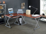 Techni Mobili Modern L-Shaped Corner Desk