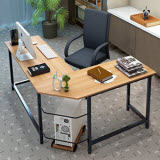 Tribesigns Modern L-Shaped Computer Desk