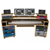 AZ Vista Studio Workstation Desk