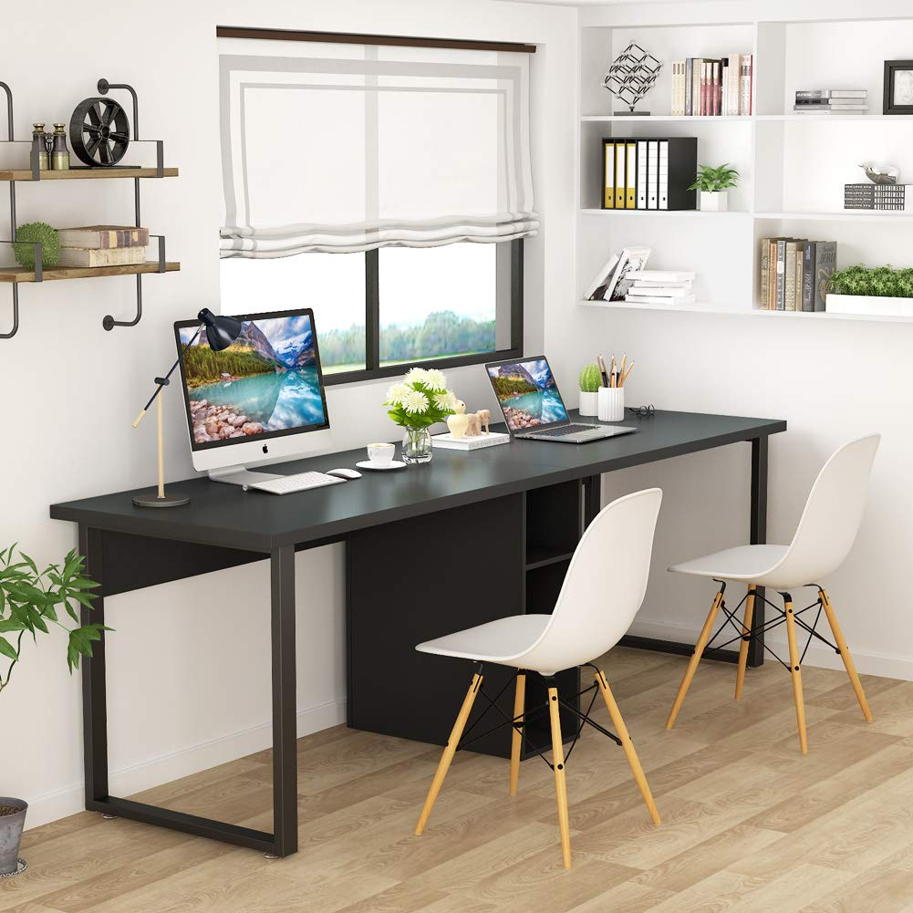 Fabulous 10 Best 2 Person Desks Double Workstation Desks Of 2019 Machost Co Dining Chair Design Ideas Machostcouk